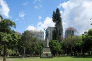 Statue du capitaine Cook, Hyde Park, Sydney