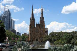 La cathédrale Sainte-Marie (St Mary's Cathedral)