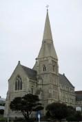 L'église d'Oamaru