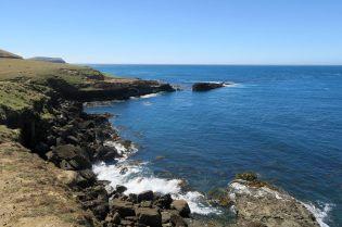 La côte à slope point