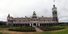 Gare de Dunedin (Panorama)