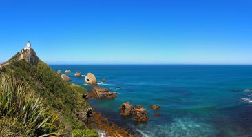 Panorama de Nugget Point