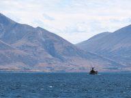 Lac Wakatipu à Queenstown