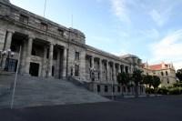 Le Parlement à Wellington