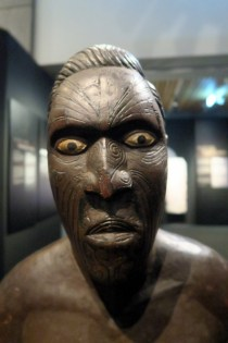Au Te Papa Museum... quel regard...