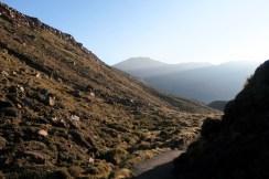 Tongariro Alping Crossing, sur le début