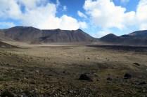 Le Central Crater (Tongariro Alpine Crossing)