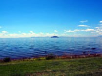 Le lac Taupo