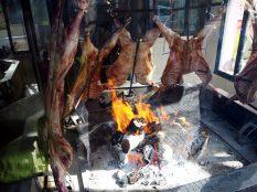 De l'agneau patagonien au barbecue
