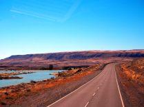 Sur la route vers El Chalten