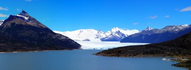 Panorama sur le Perito Moreno