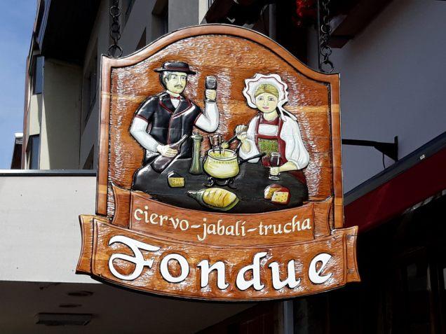 Ambiance suisse à Bariloche