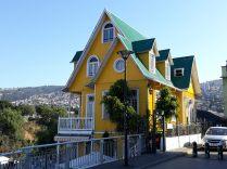 Petit hotel cosy en haut du cerro concepcion