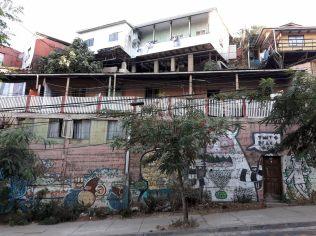 La capharnaum urbain de Valparaiso