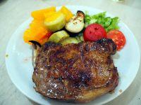 Un bon plat de viande en apparence et pourtant...