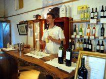 Dégustation chez Famillia Di Tommaso, Mendoza