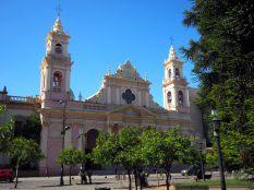 Cathédrale de Salta