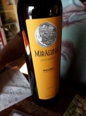 Très bon vin gouté à Cachi