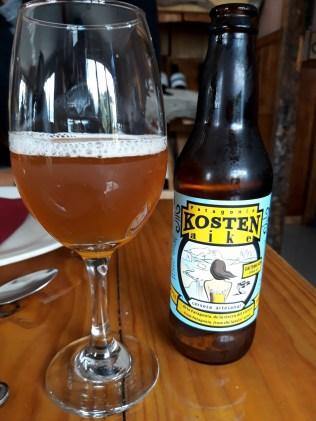 Dégustation de bière locale à Puertos Natales