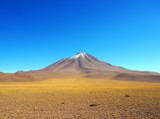 Sur l'altiplano en direction de Piedras Rojas