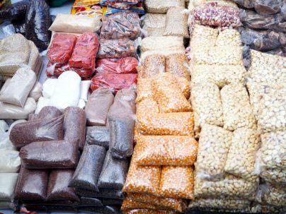 Au marché de San Pedro de Atacama