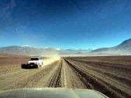 Sur la route dans le Sud-Lipez