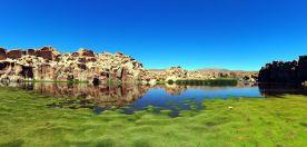 Panorama de la Laguna Negra, Sud Lipez