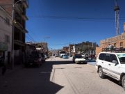 A Uyuni, une ville particulièrement pas intéressante