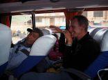 Dans le bus...