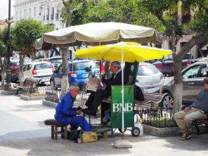 Dans les rues de Sucre