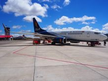 Départ en avion vers Cochabamba