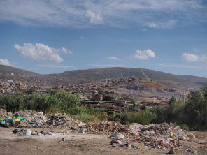 Images très contrastées au départ de Cochabamba