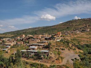 En quittant Cochabamba