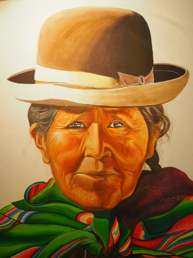 Street art, La Paz