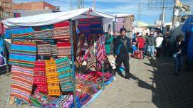 Au marché de El Alto, l'un des plus grands de Bolivie