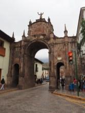 Arco de Santa Clara, Cuzco
