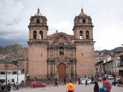 Templo de San Pedro, Cuzco