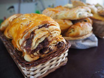 Gourmandises de la Panaderia San Blas à Cuzco