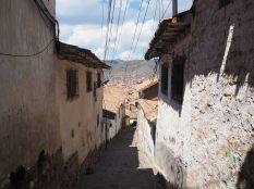 Dans les ruelles de Cuzco