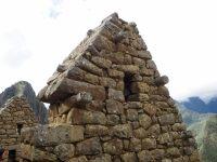 Structure dans la zone urbaine du Machu Picchu