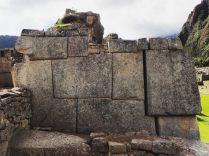 Mur inca parfaitement ajusté