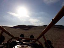 Montagnes russes dans le sable...