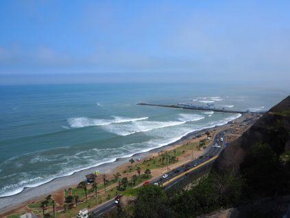 La Costa Verde de Lima