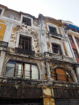 Facade, Lima