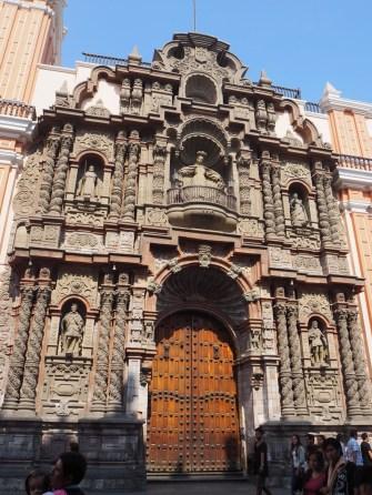 Basilique Nuestra Señora de la Merced, Lima