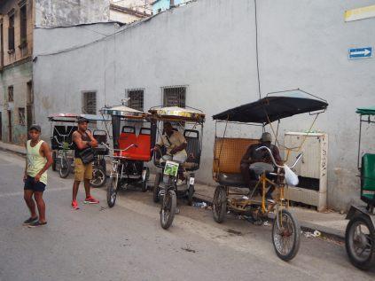 Premières déambulations dans la Havane
