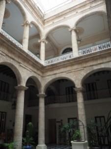 Détail d'architecture, La Havane, Cuba