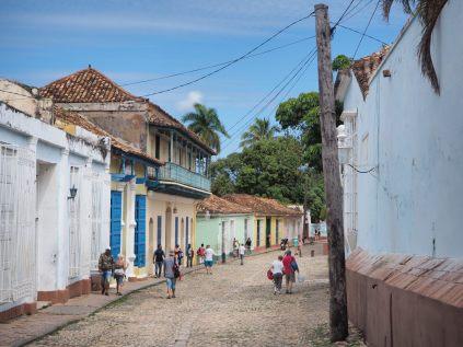 Dans les rues de Trinidad