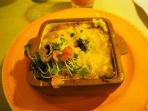 Gratin, influence gastronomique européenne au Pérou