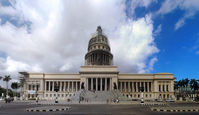 Le Capitole à La Havane